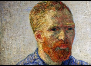 vanGogh - self portrait
